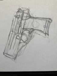 Beretta Sketch