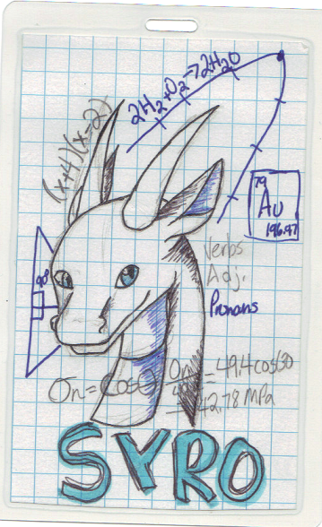 "Syro ""Note Page"" Badge (FWA 2014)"