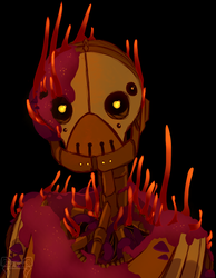 Casper the Spore Druid