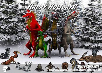 Herpy Holidays 2014!