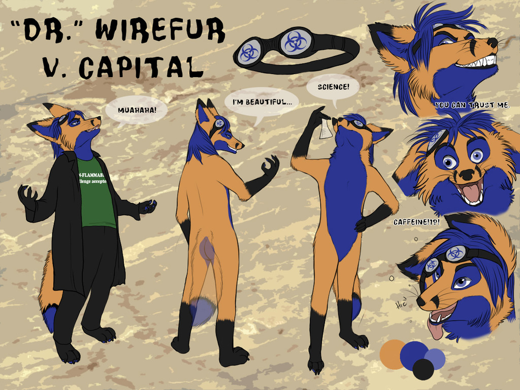 Wirefur Reference 2013