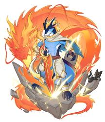 Dragon Spirits [Vress-]