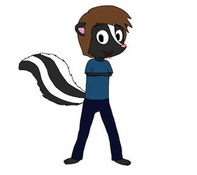 A Peculiar Skunk