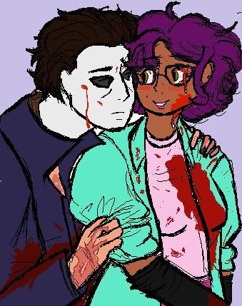 [Halloween] You Made a Mess