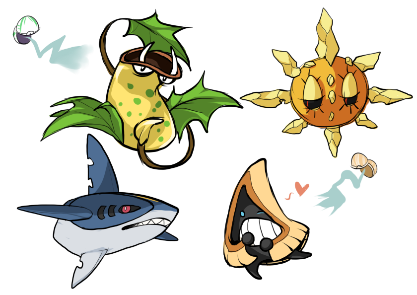 POKEMON!! dump