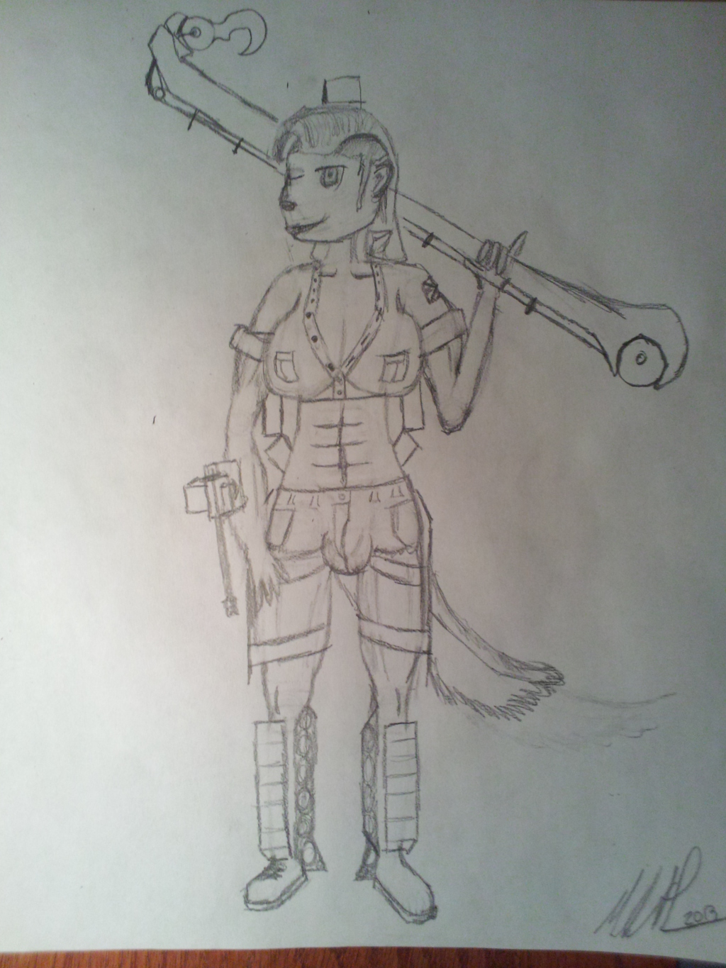 A Friend's Character