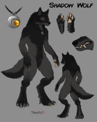 Shadow Wolf V2 !