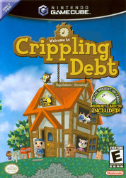Honest Game Covers: Animal Crossing