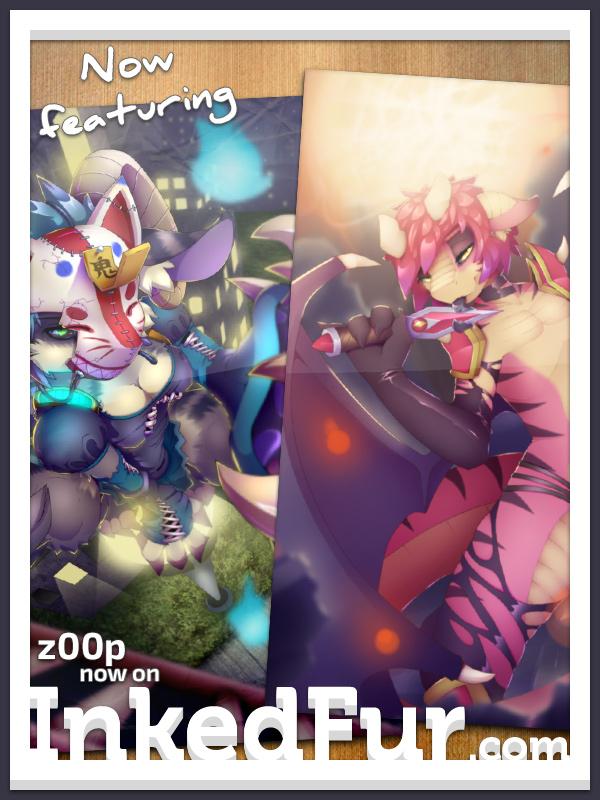 New Creator Announcement: z00p!