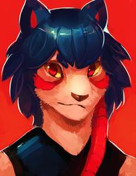Commission: kingagron