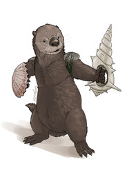 Sea Otter Knight