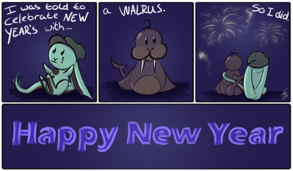 Happy New Year [2016]