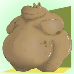 Foodimal Hippotatomus