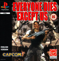 Honest Game Covers: Resident Evil