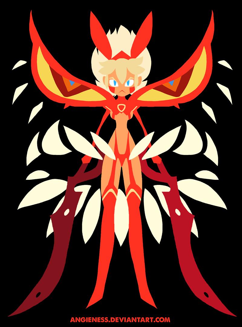 Ryuko Matoi Final Form Spoilers — Weasyl