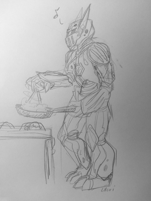The Iron Chef