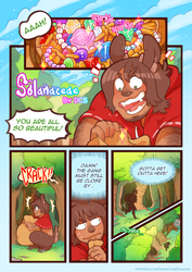 Solanaceae - Prologue Chapter 1 - Page 1