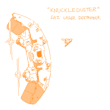Knuckleduster-class destroyer