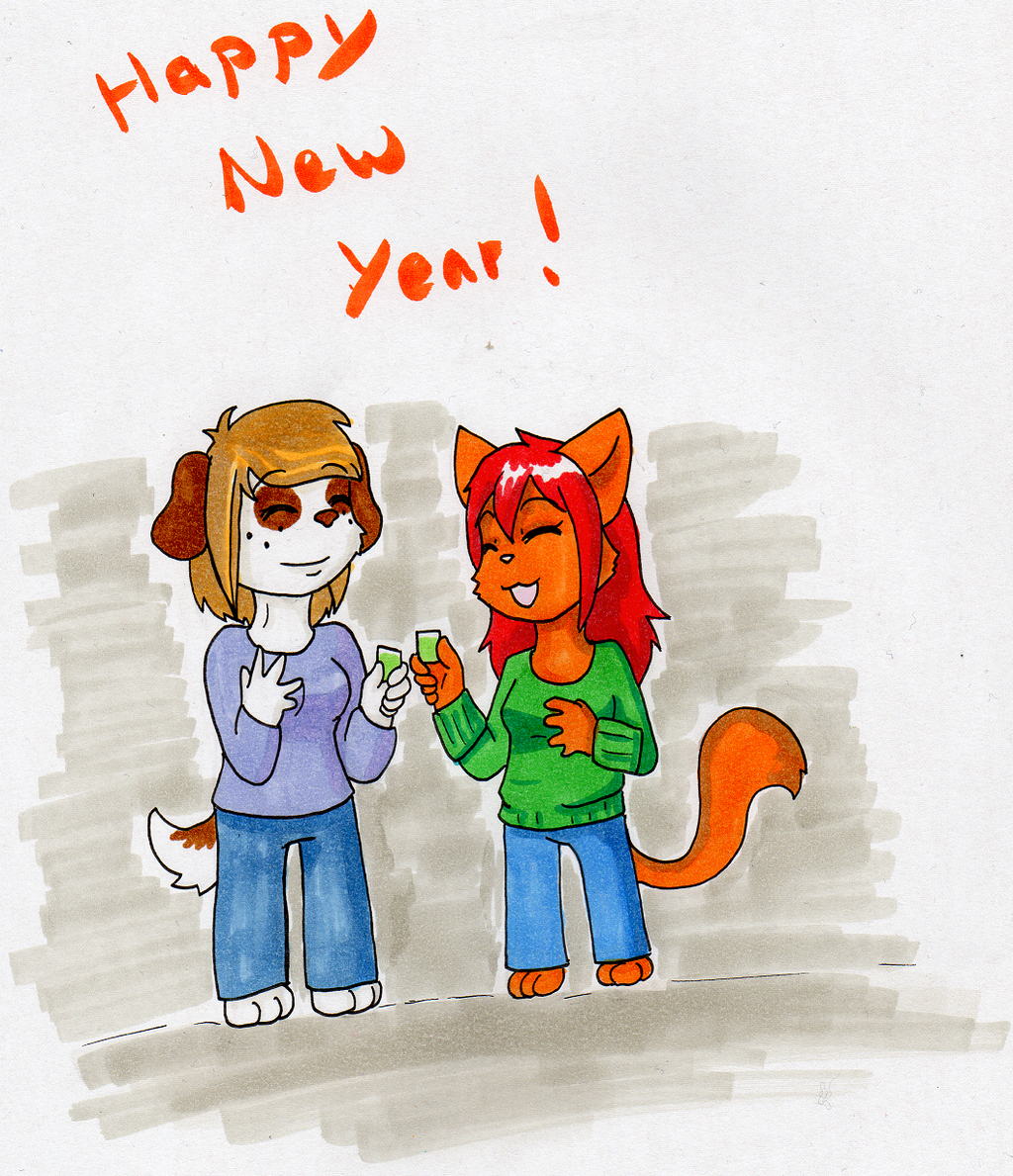 Most recent image: Happy New Years '15