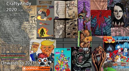 Art Summary and IMPROVEMENT MEME Part 21