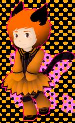 Halloween Chibi