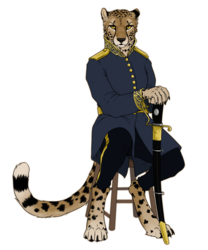 Character Portrait - Nataana