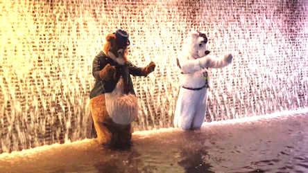 Two Burrs in the Fountain (VIDEO)