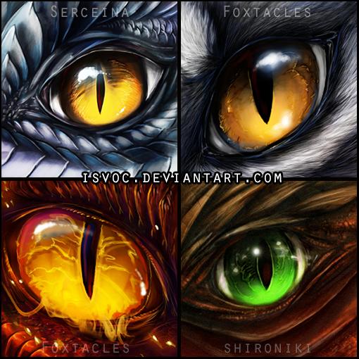 Eye Icons I