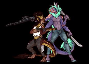 Dragon&Shadow: