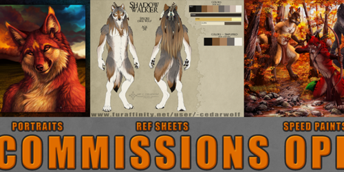 November Commissions OPEN!