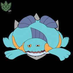 Pudgymon: Marshtomp