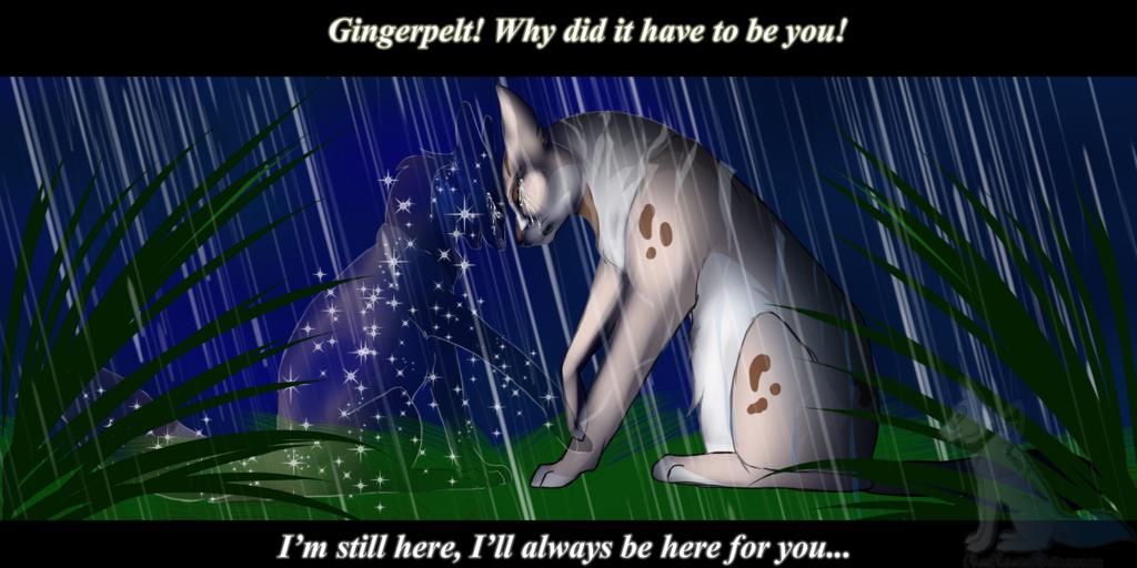 Gingerpelt and Fallfur- I'm Still Here