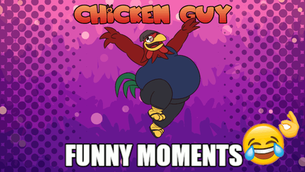 Chicken Guy Funny  (animated)