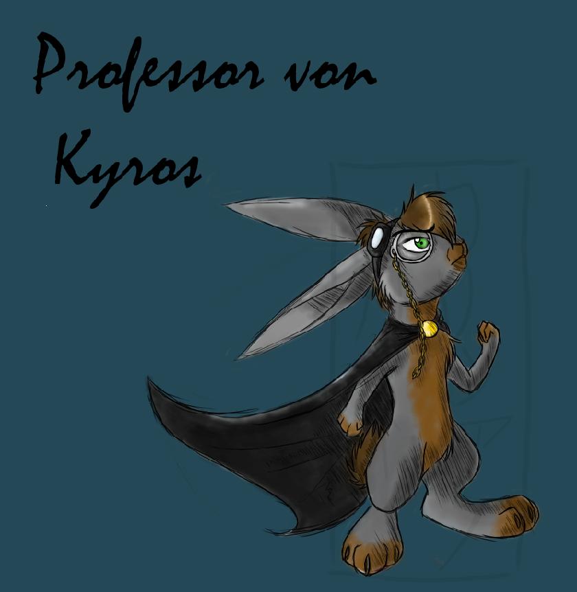 Professor Von Kyros : Colour