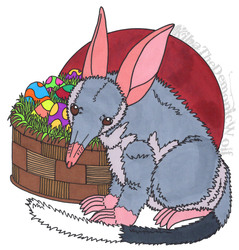 The Easter Bilby 2020