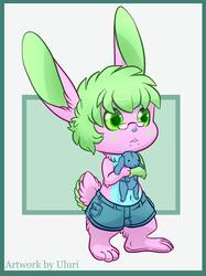Kai and Bunny