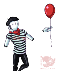 Little Red Balloon