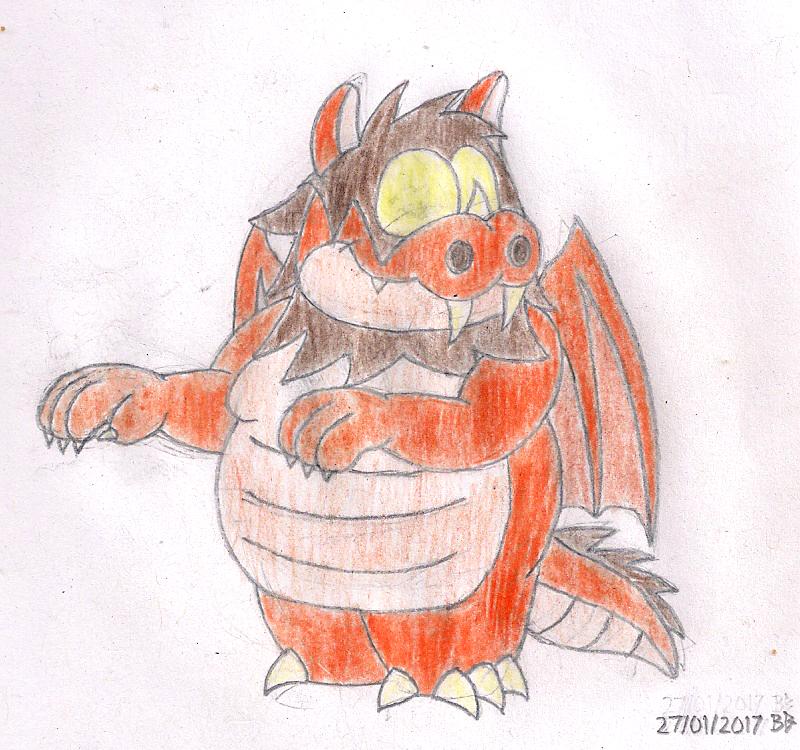 Dragolion Tangui