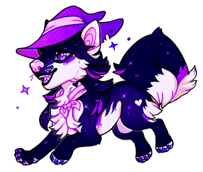 Lovely Witch Cheeb Extra
