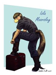 Moorsley - Mechanic Pinup [Finished]