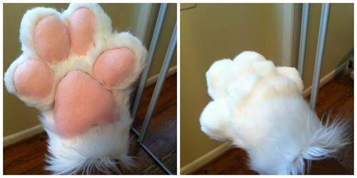 Hand Paws