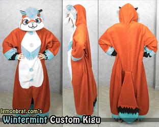 Wintermint Custom Kigu