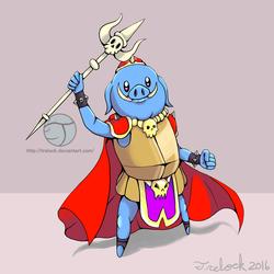 Ganon, Lord of Ebil!