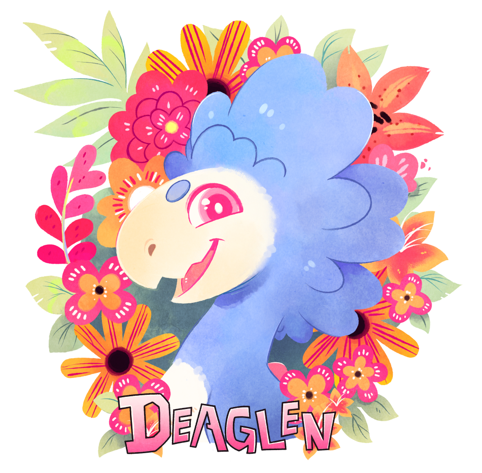 Deaglen Badge