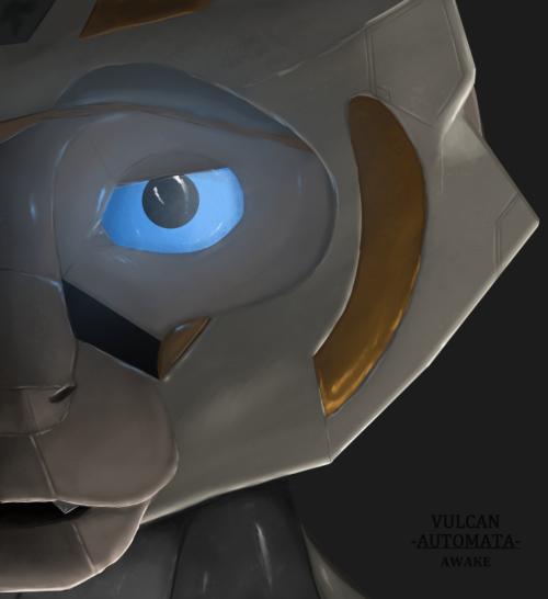 -Vulcan Automata: Awake- Prologue-Chapter I
