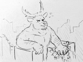 Elk Dude Downtown