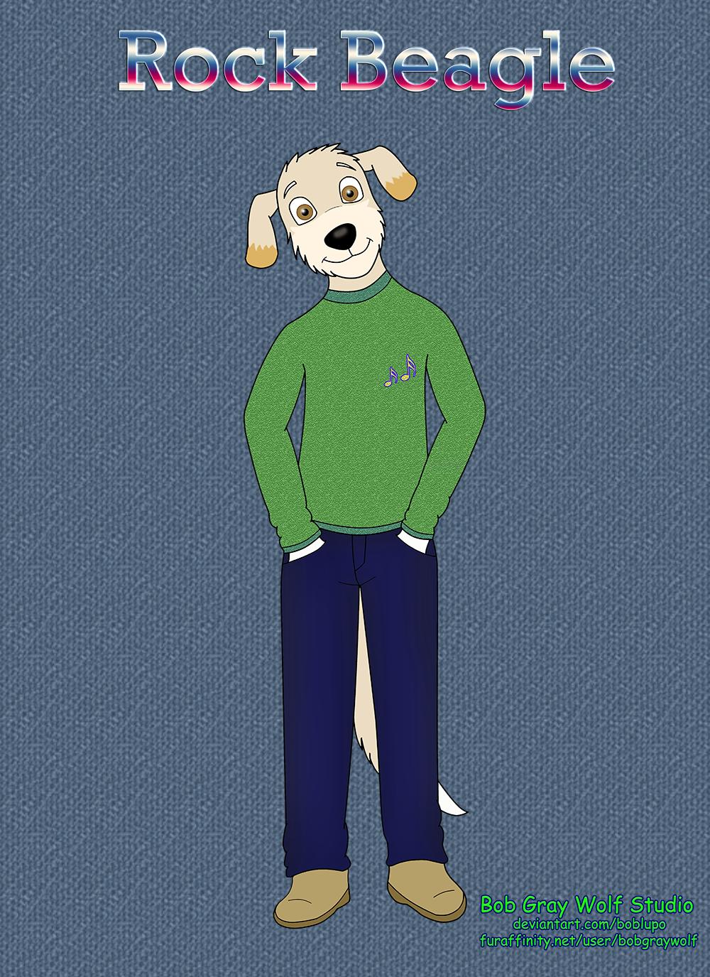 Rock Beagle