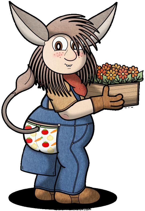 Dawson the Donkey-Boy