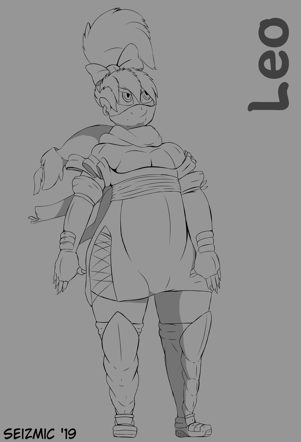 Warmup - Human Leo