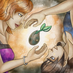 Mirror Seed Icon Art